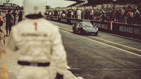 Le Mans classique I