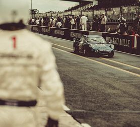 Photo Le Mans classique I - Laurent Nivalle