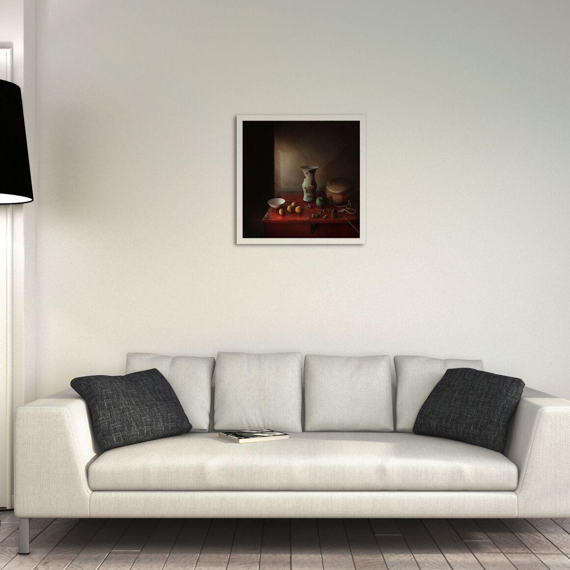 photographie la table rouge yang bin yellowkorner. Black Bedroom Furniture Sets. Home Design Ideas