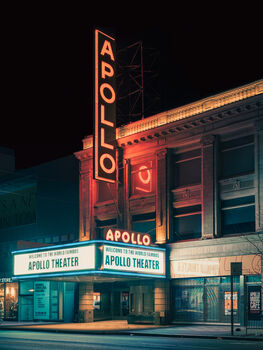 Photo THE APOLLO THEATER HARLEM - Franck Bohbot