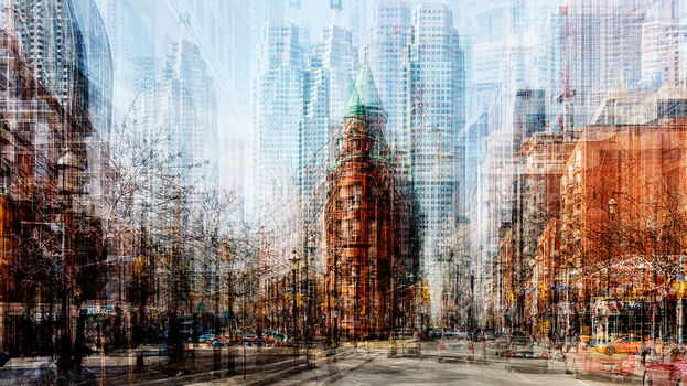 Photo TORONTO - FLATIRON BUILDING - Laurent Dequick