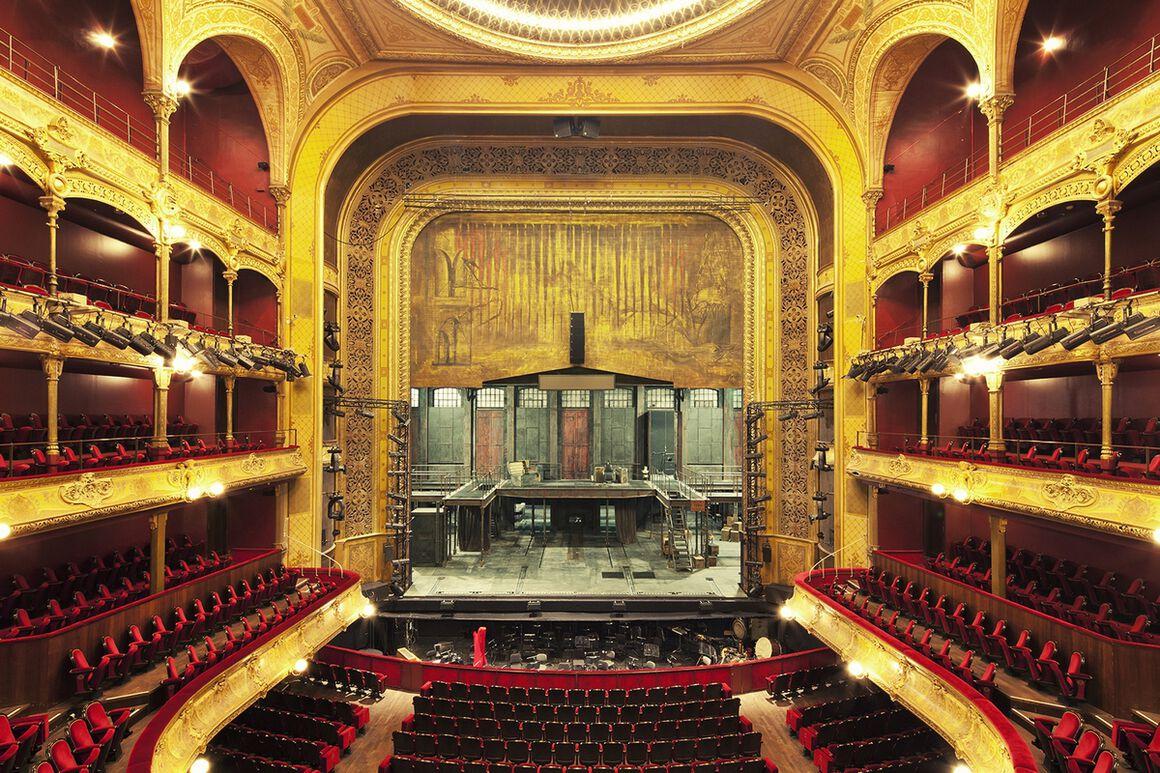 salle theatre du chatelet