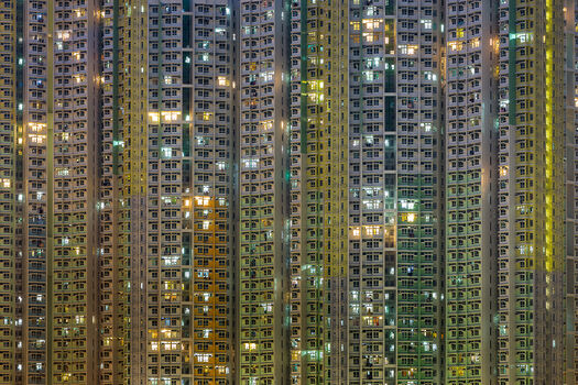 Photo PROPINQUITY HONG KONG V - Simon Butterworth