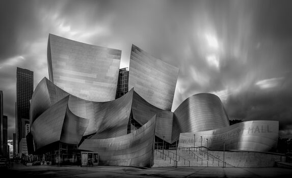 Photo WALT DISNEY CONCERT HALL - Serge Ramelli