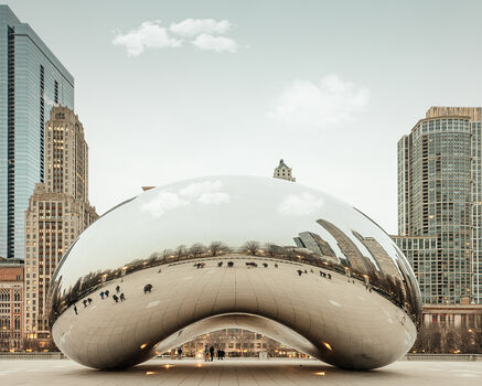 Photo BEAN CHICAGO - Ludwig Favre