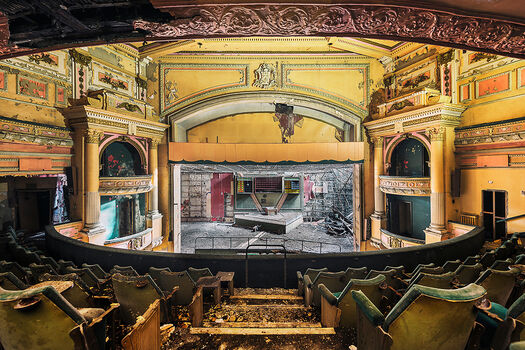 Photo EMPIRE THEATER ANGLETERRE - Aurélien Villette
