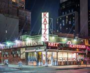 KATZ'S DELICATESSEN NY