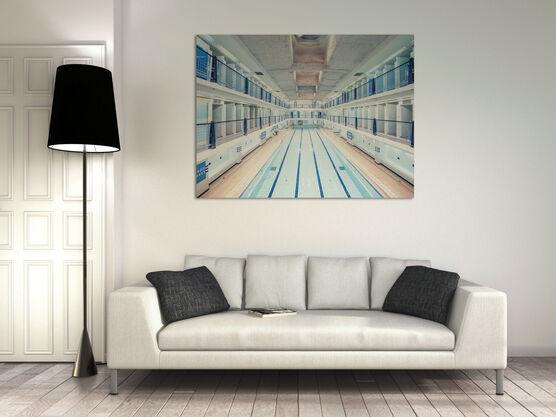 Photo Piscine des Amiraux Paris - Franck Bohbot