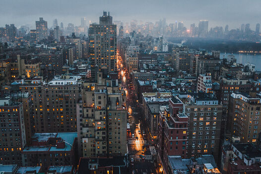 Photo UPTOWN NEW YORK - Luc Kordas