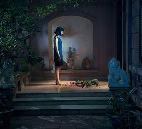 Photo Isolation III - Jade Mai