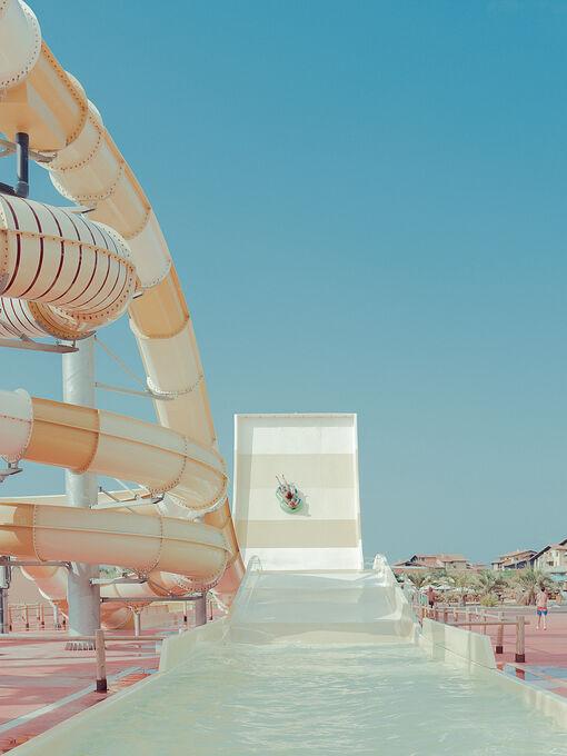 Photo YELLOW TUBE - Franck Bohbot