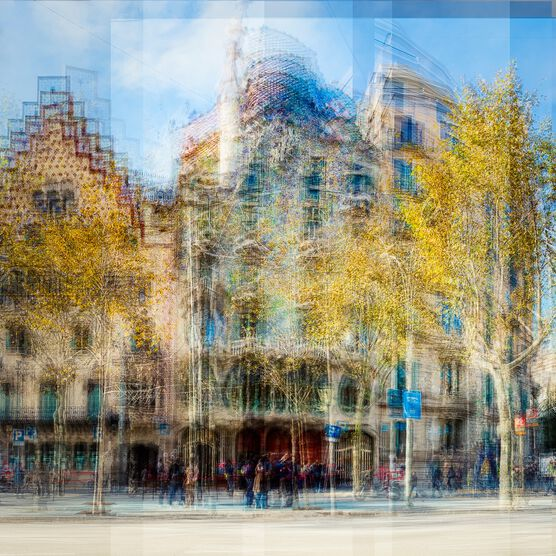 Photo Barcelona Casa Batllo - Laurent Dequick
