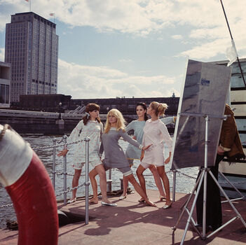 Photo On the Set Of - KEYSTONE AGENCY