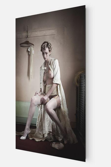 Photo MISS DOMINICA EN JAUNE - Martial Lenoir