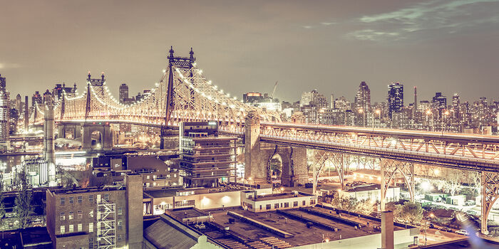 Photo QUEENSBORO TWILIGHT - Laurent Dequick
