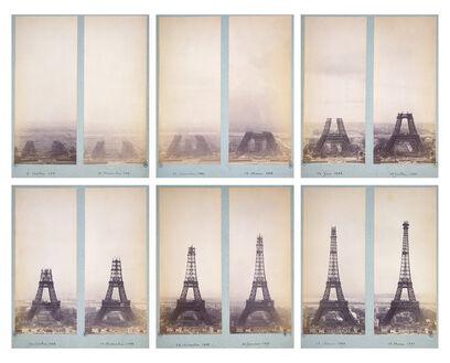 Album de construction de la Tour Eiffel