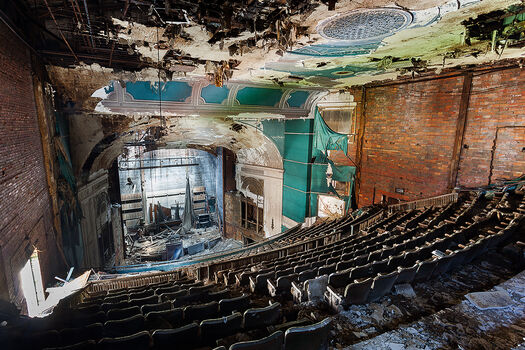 Photo LIBERTY THEATRE - Matt  Lambros