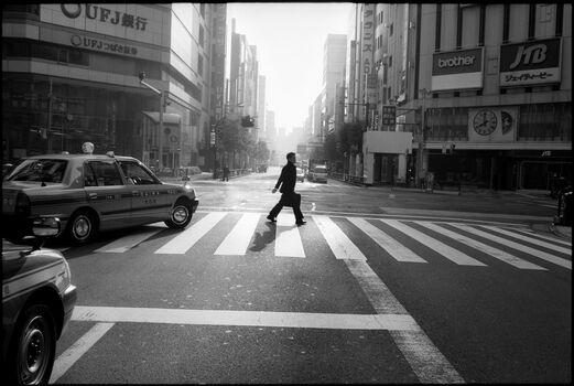 Photo Shinjuku - Xabi Etcheverry