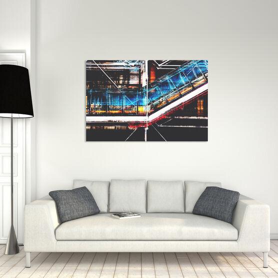 Photo Paris Beaubourg - Laurent Dequick