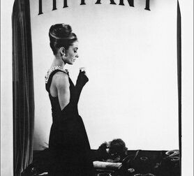 Photo AUDREY HEPBURN IN «BREAKFAST IN TIFFANY'S», 1961 - GAMMA AGENCY