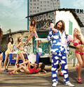 Photo BOB SINCLAR VS HUGUES HEFNER 4 - Nicolas Bets