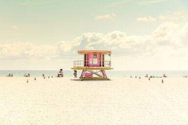 MIAMI BEACH-LIFEGUARD STAND II