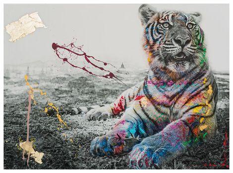 Photo LE TIGRE - I'M NOT A TROPHY