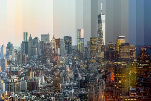 Photo New york time slice - Richard Silver