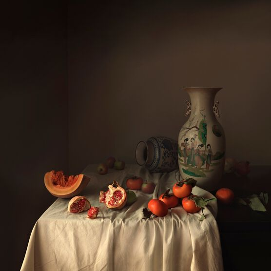 Photo Pomegranate II - Yang Bin