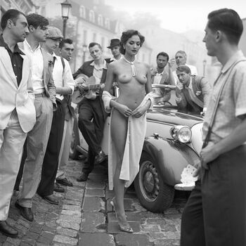 Photo Queen and her thoughts II - Ruslan Lobanov