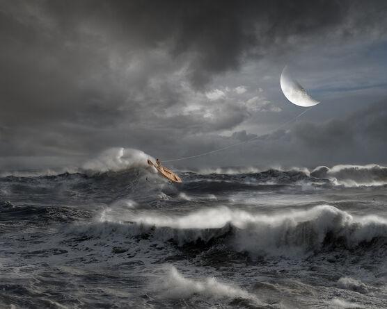 Photo Moonrise - Alastair Magnaldo