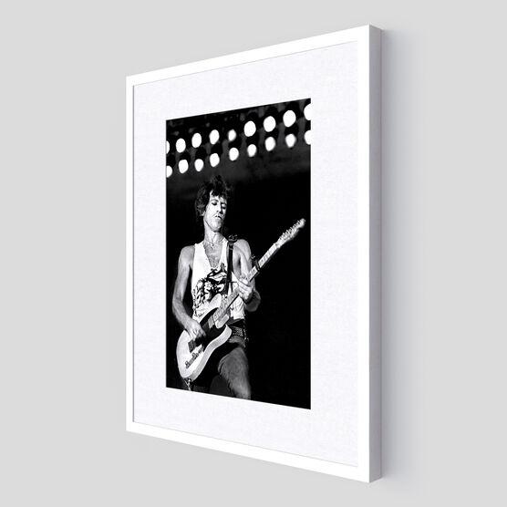 Photo Keith Richards - Peter Hankfield