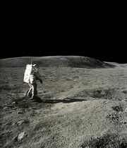 Charles Duke, Apollo 16