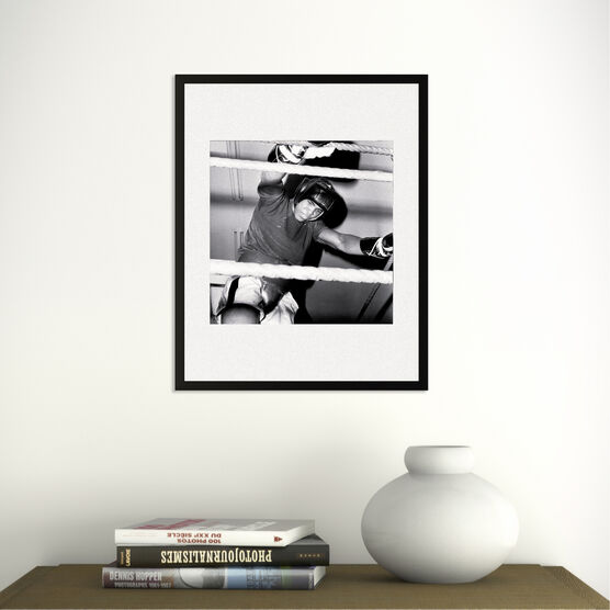 Photo Cassius Clay, Allemagne 1966  - SPORTS PRESSE