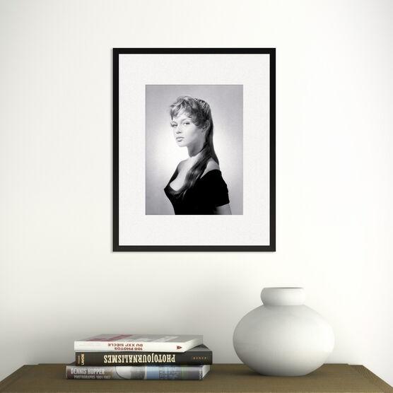 Photo Brigitte Bardot - PARIS STUDIO HARCOURT