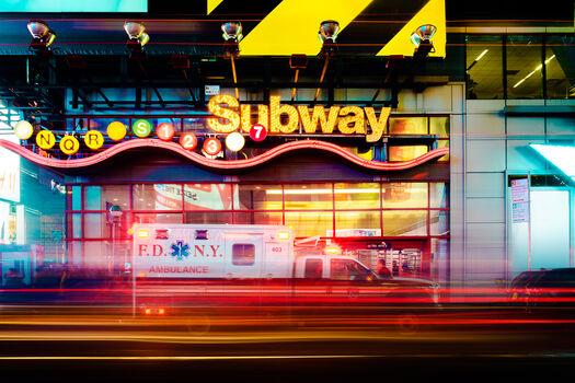 Photo Subway - Jörg Dickmann