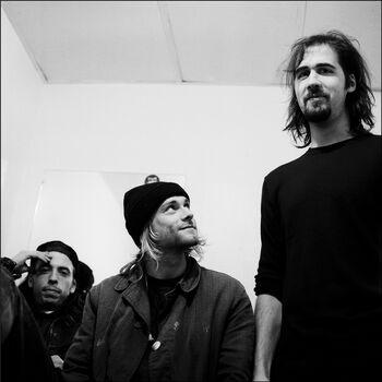 Photo Nirvana, Bristol 91 - Richard Bellia