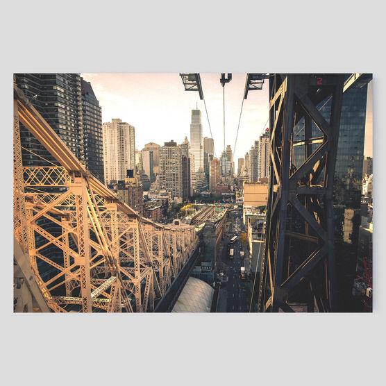 Photo Roosevelt Island Bridge - Ludwig Favre