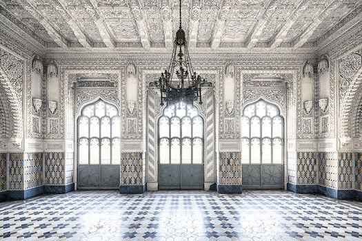 Photo THE MOORISH PALACE II - Gregoire Cachemaille
