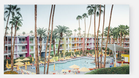 Photo PALM SPRINGS I - Ludwig Favre