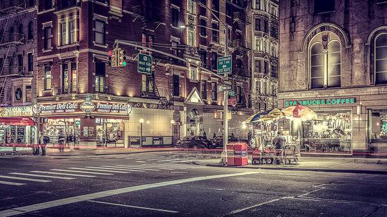 Photo 9TH AVENUE STREET FOOD - Laurent Dequick