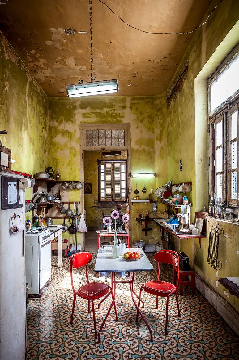 Fotografie: La cucina, Bernhard Hartmann · YellowKorner
