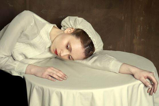 Photo TIRED - Romina Ressia