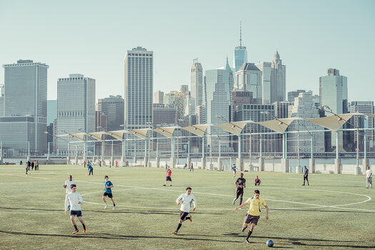 Photo SOCCER BROOKLYN - Franck Bohbot