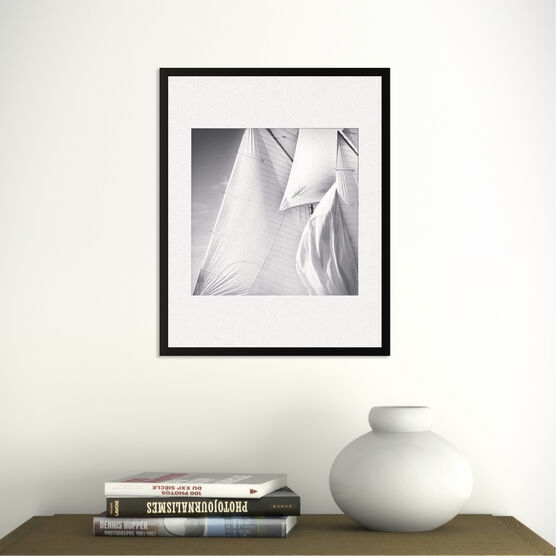Photo Sails of the Mariette study 5 - Jonathan Chritchley
