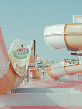 Photo TOBOGGAN - Franck Bohbot