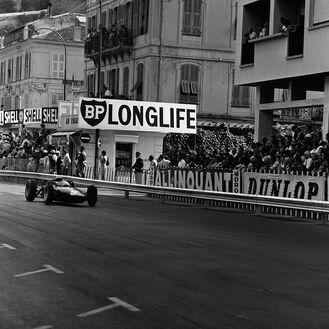 MONACO GRAND PRIX, 26 MAY 1963
