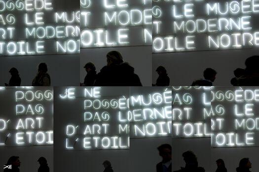 Photo Musée d'Art Moderne - Jean-Paul Espaignet