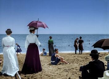 1906 ON THE BEACH FLORIDA
