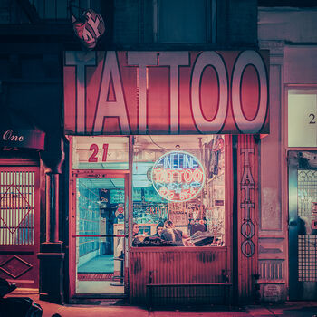 Photo TATTOO 21 NY - Franck Bohbot